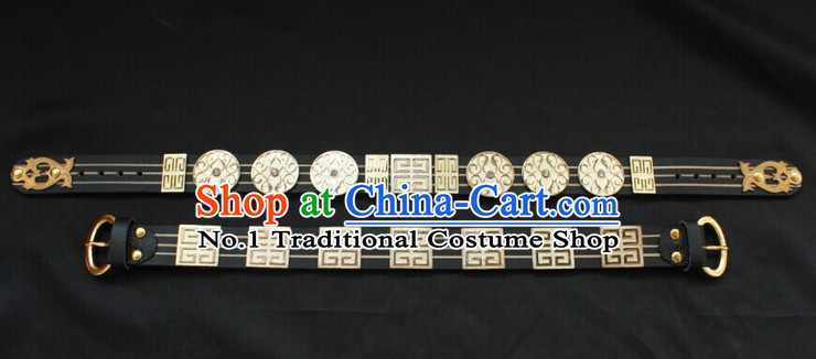 Chinese Ancient Tang Dynasty Dress Hanfu Long Belt