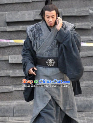 Asian Chinese Swordsman Costumes for Men