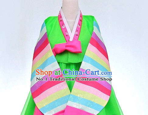 Korean Classical Dancing Costumes for Women