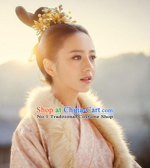 Chinese Empress Hair Jewelry