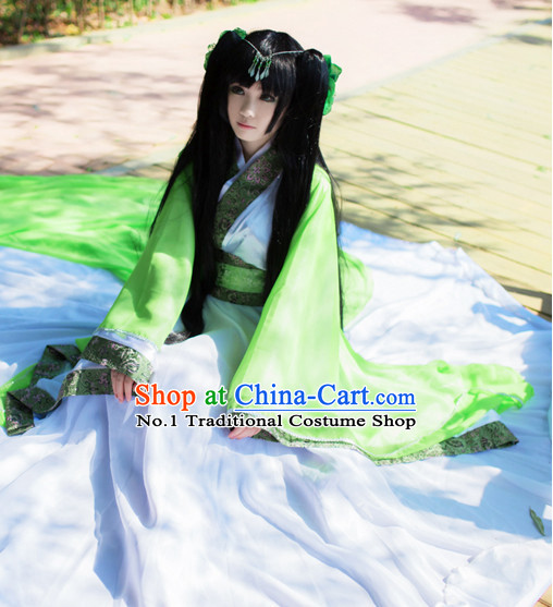 Chinese Costumes Asia Fashion Ancient China Culture