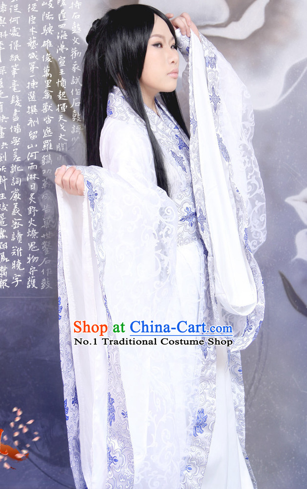 Asia Fashion Ancient China Culture Chinese Halloween Carnival Costumes