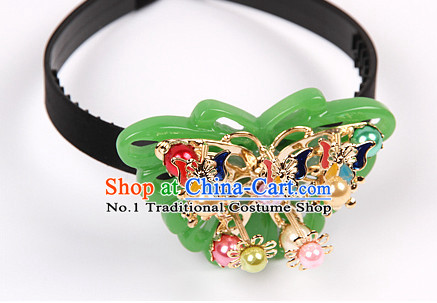 Korean Traditional Butterfly Headband Hair Accessories
