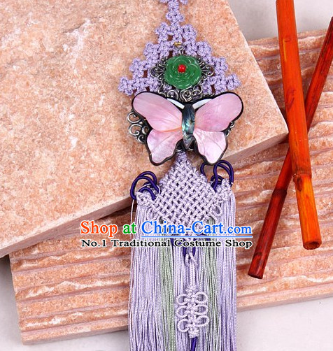 Korean Traditional Butterfly Clothing Accessory