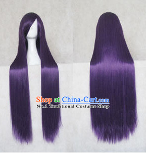 Chinese Cosplay Long Wigs