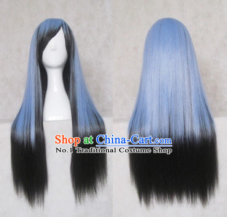 Traditional Chinese Cosplay Long Wig Chinese Ancient Costumes Wigs