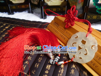 Chinese Traditional Hanfu Accessory Belt Decoration
