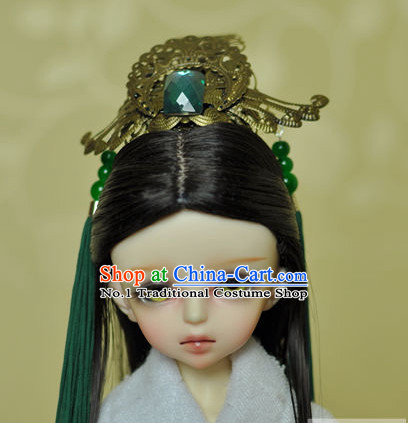 Chinese Traditional Prince Hair Accessories Hairpin and Hair Jewelry