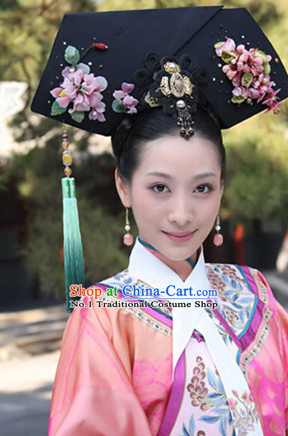 Chinese Traditional Handmade Headpieces