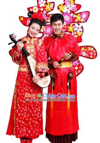 China Bridal Wedding Gowns Wedding Clothes 2 Complete Sets China Shopping online