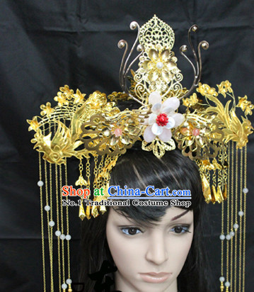 Handmade Chinese Empress Hair Accessories
