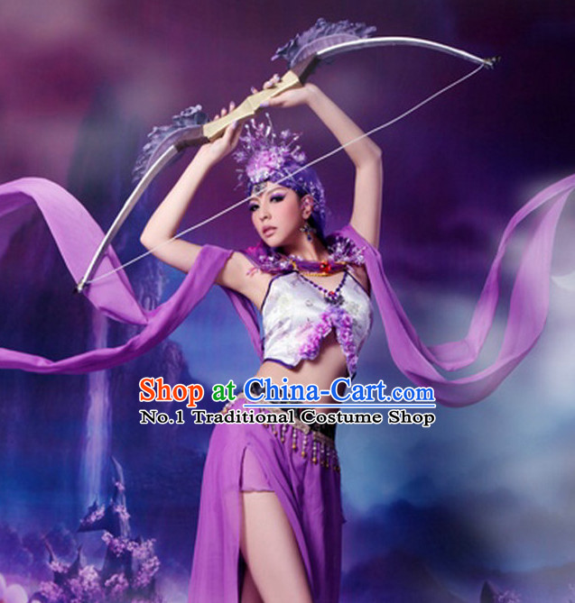 China Shopping online Chinese Sexy Halloween Costumes and Headwear
