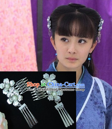 Traditional Chinese Handmade Hair Accessories for Girls