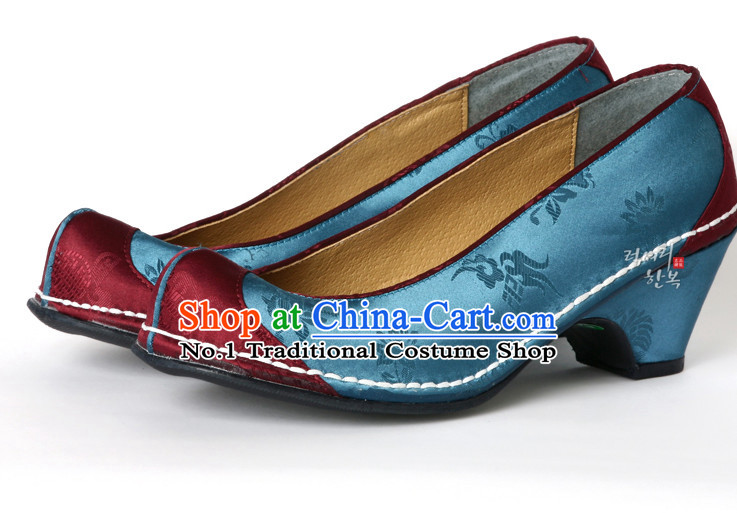 Korean Traditional Dress Shoes for Ladies