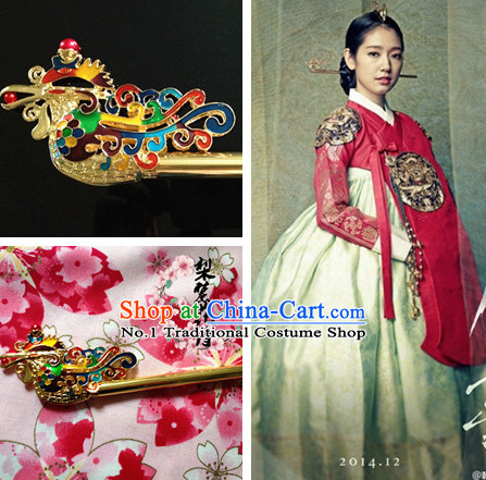 Korean Ancient Princess Hair Accessories