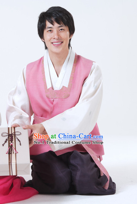Korean National Dress Costumes Traditional Costumes for Men
