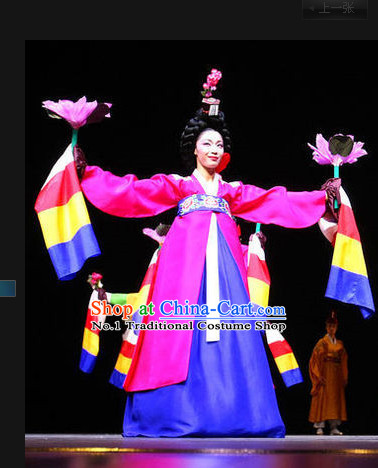 Korean Dance Costumes National Dress Costumes Traditional Costumes online Clothes Shopping