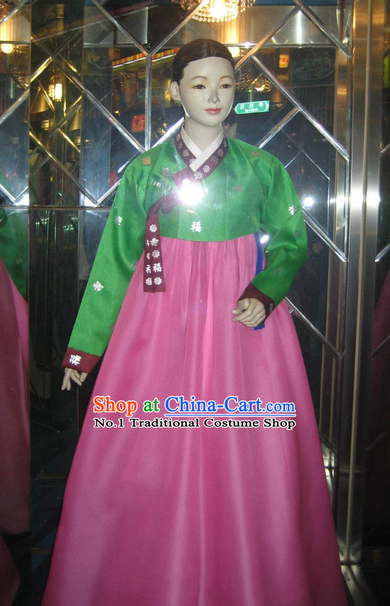 Korean National Dress Costumes Traditional Costumes Korean Style Fashion