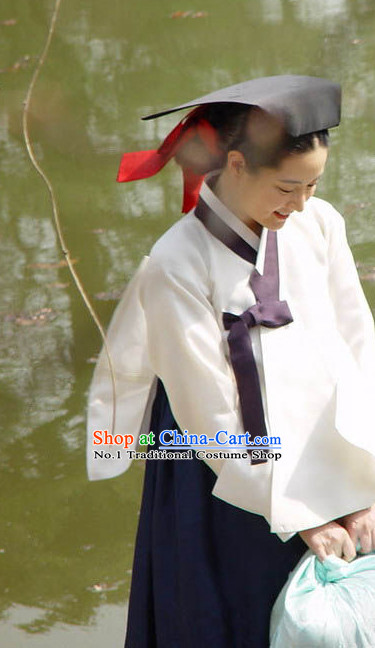 Korean Female National Dress Costumes Traditional Costumes Traditional Clothing