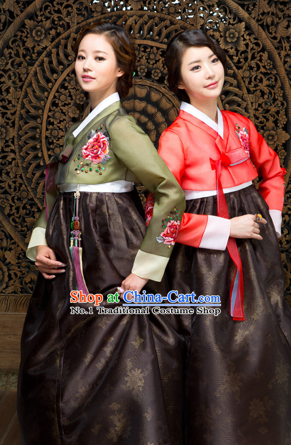 Korean National Costumes Traditional Costumes Clothes online
