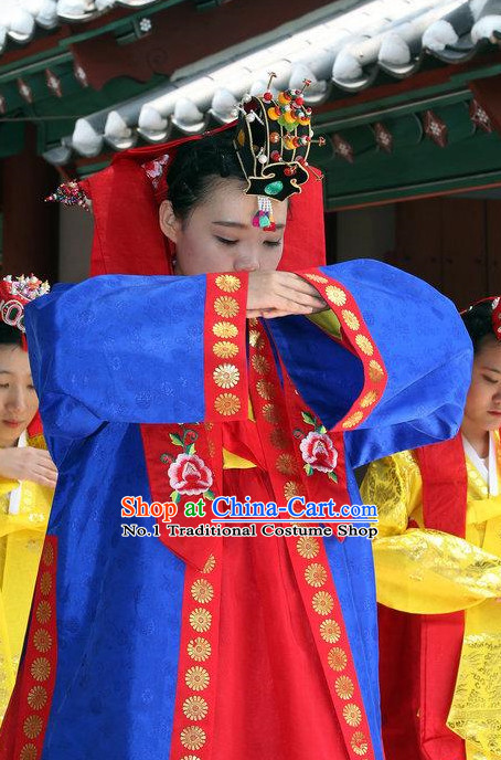 Korean Dance Attire Dance Accessories for Women