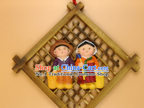 Korean Traditional Home Decorations Hanging Arts