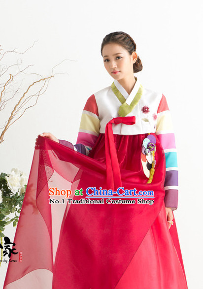 Korean Wedding Bridal Hanbok Fashion online Korean Apparel online Clothing Shopping