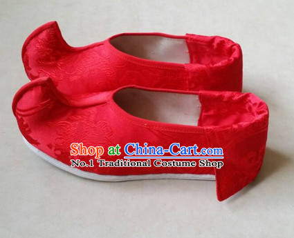 Chinese Ancient Style Handmade Hanfu Shoes