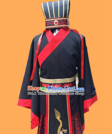 Chinese Ancient Liu Bang Costumes
