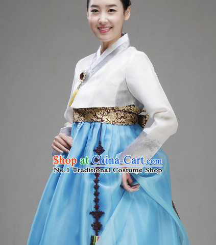 Korean Traditional Clothing Complete Set for Women
