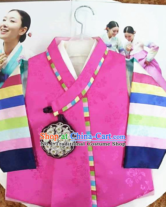 Traditional Korean Kids Clothes