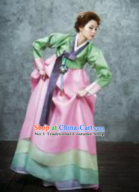 Korean National Dress Costumes online Clothes Shopping for Ladies