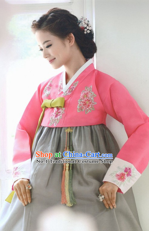 Korean Mother Fashion online Apparel Hanbok Costumes Clothes