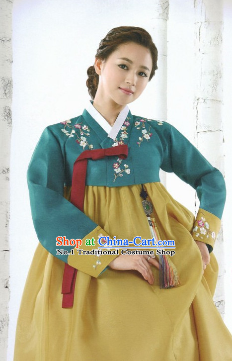 Korean Traditional Clothing Fashion online Hanbok Costumes Dresses