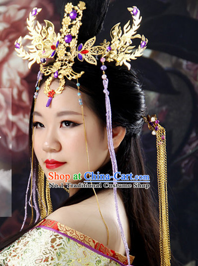 Chinese Princess Phoenix Hair Accessories