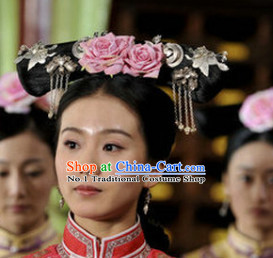 Chinese Traditional Princess Hair Fascinators