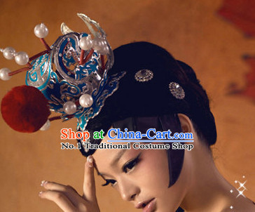 Chinese Traditional Handmade Crown