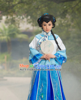 Chinese costumes Chinese ancient clothing costume hanfu