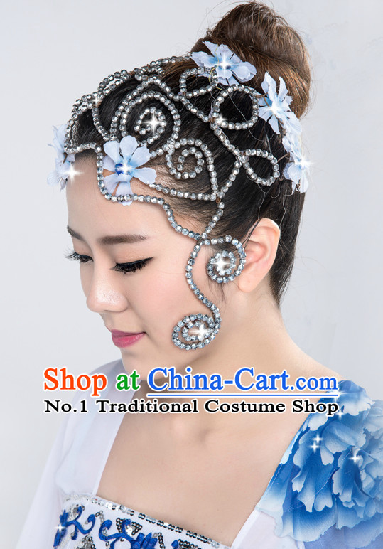 Chinese Traditional Handmade Dancing Hair Accessories