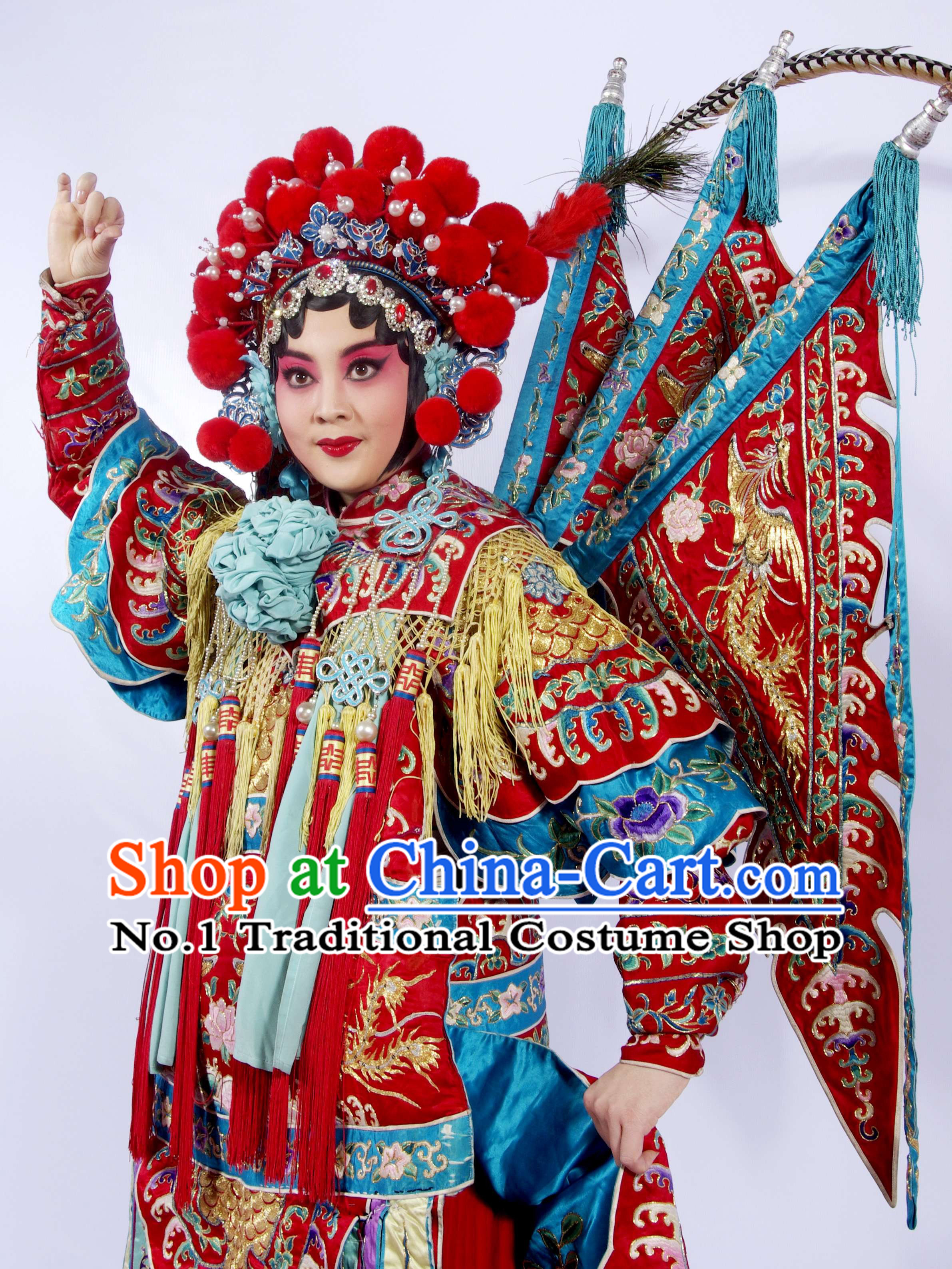 Beijing Opera China De Waterkant Liyuan Theatre Liyuan Theater Costumes