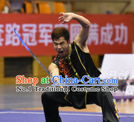 Top Competition Martial Arts Uniforms Martial Arts Supplies Kung Fu Swords Sword Uniform