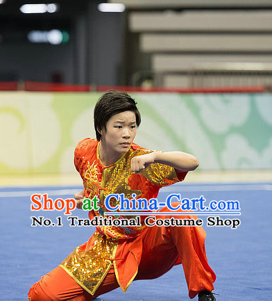 Top China Xingyi Quan Hsing I Hsing Yi Hsing I Chuan Hsing I Forms Hsing Yi Training Kung Fu Uniforms Costumes Competition Suit for Women