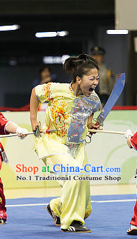Top Shaolin Eagle Fist Mantis Fist Boxing Monkey Fist Gongfu Costumes Complete Set