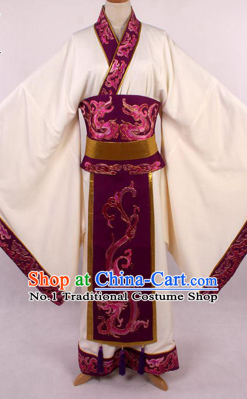 Chinese Culture Chinese Opera Costumes Chinese Traditions Chinese Cantonese Opera Beijing Opera Costumes Young Noblemen Costumes Complete Set