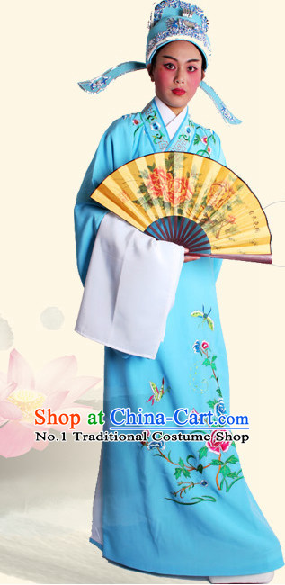 Chinese Culture Chinese Opera Costumes Chinese Cantonese Opera Beijing Opera Costumes Xiao Sheng Costumes Complete Set for Women