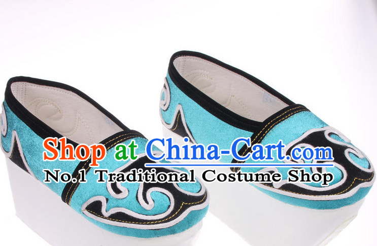 Chinese Beijing Opera Shoes for Men