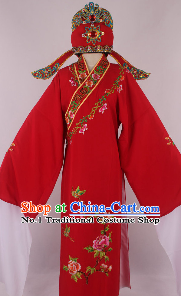Chinese Culture Chinese Opera Costumes Chinese Cantonese Opera Beijing Opera Costumes Young Scholar Costumes