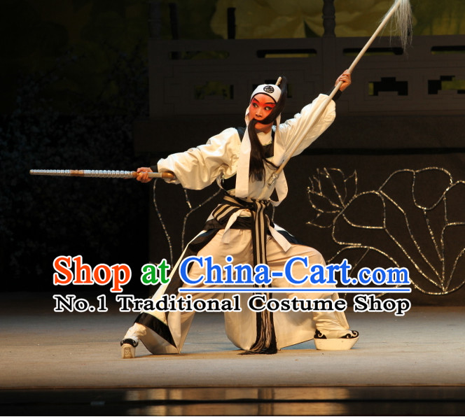 Chinese Beijing Opera Peking Opera Costumes for Men