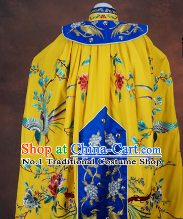 Chinese Beijing Opera Peking Opera Theatrical Costumes Long Mantle for Women