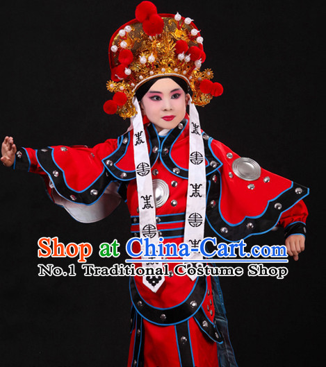 Asian Fashion China Traditional Chinese Dress Ancient Chinese Clothing Chinese Traditional Wear Chinese Hua Mulan Costumes and Hat for Kids